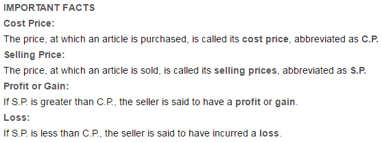 profit and
