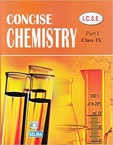 Selina Concise Chemistry Class 9 ICSE Solutions 2019-20