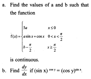 Plus Two Maths Previous Year Question Paper March 2017 Q5