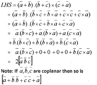 Plus Two Maths Previous Year Question Paper March 2018, 15