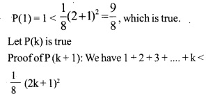 HSSLive Plus One Maths Chapter Wise Questions and Answers Chapter 4 Principle of Mathematical Induction 19