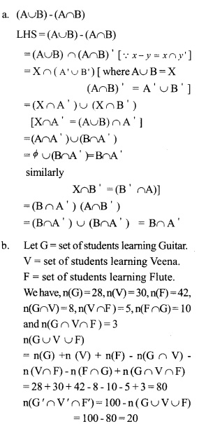 HSSlive Plus One Maths Chapter Wise Questions and Answers Chapter 1 Sets 16
