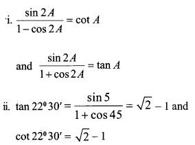 HSSlive Plus One Maths Chapter Wise Questions and Answers Chapter 3 Trigonometric Functions 36