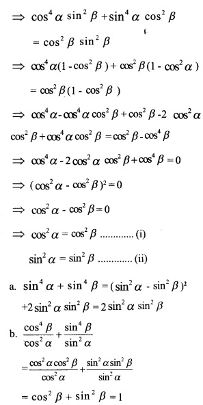 HSSlive Plus One Maths Chapter Wise Questions and Answers Chapter 3 Trigonometric Functions 49