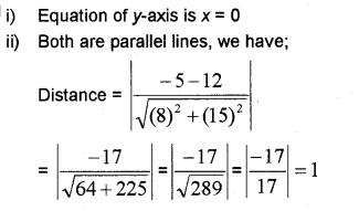 Plus One Maths Chapter Wise Previous Questions Chapter 10 Straight Lines 4