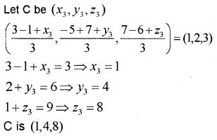 Plus One Maths Chapter Wise Previous Questions Chapter 12 Introduction to Three Dimensional Geometry 15