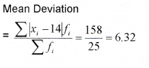 Plus One Maths Chapter Wise Previous Questions Chapter 15 Statistics 49