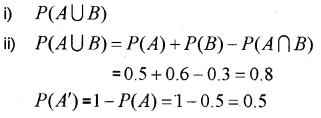 Plus One Maths Chapter Wise Previous Questions Chapter 16 Probability 7