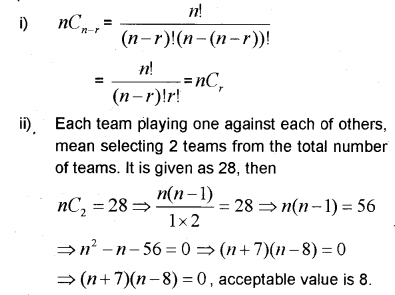 Plus One Maths Chapter Wise Previous Questions Chapter 7 Permutation and Combinations 17