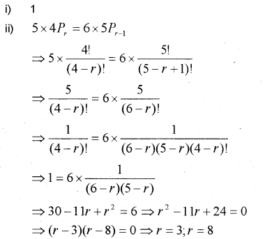 Plus One Maths Chapter Wise Previous Questions Chapter 7 Permutation and Combinations 36