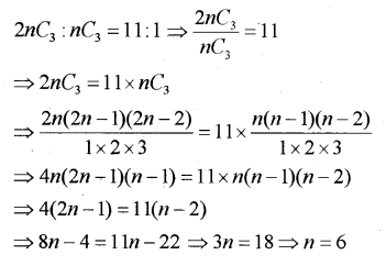 Plus One Maths Chapter Wise Previous Questions Chapter 7 Permutation and Combinations 49