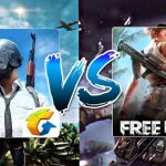 PUBG vs Free Fire, which is the better battle royale mobile game