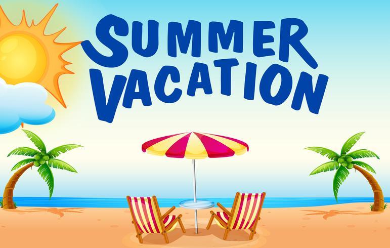Essay on Summer Vacation