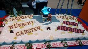Happy Birthday, Carsten Kurmis
