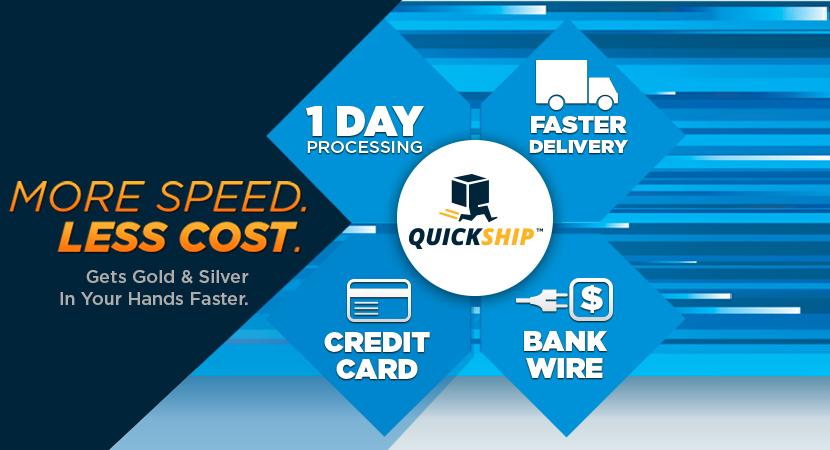 APMEX QuickShip
