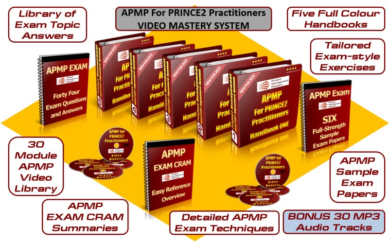 APMP For PRINCE2 Practitioners