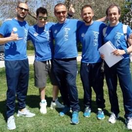 Apnea Team Abruzzo fa il pieno di medaglie anche nelle Marche
