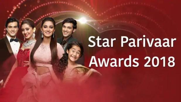 star parivaar Award