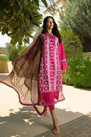 Sobia Nazir Khaddar Unstitched 3 Piece Suit SNWC20 05A - Winter Collection
