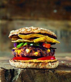 Die Burger Revolution - Texas Burger vegan