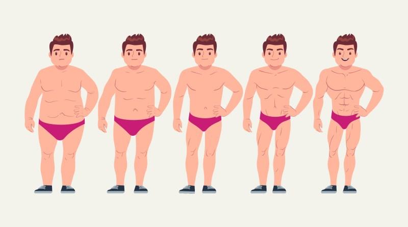 Volkskrankheit Übergewicht - von dick bis dünn