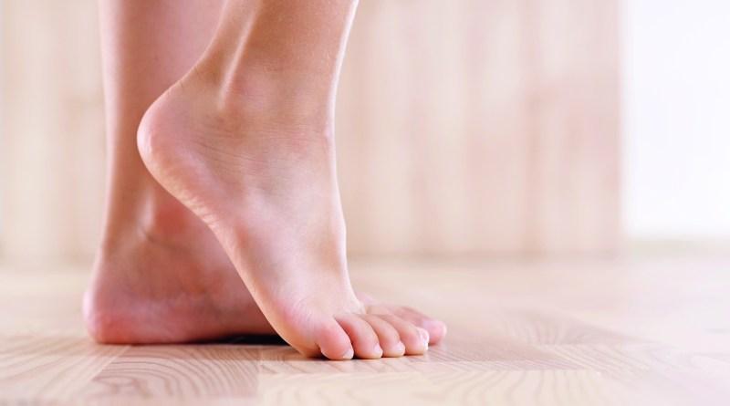 Schöne Füße in kürzester Zeit