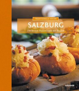 Buchcover. Rezepte aus Salzburg
