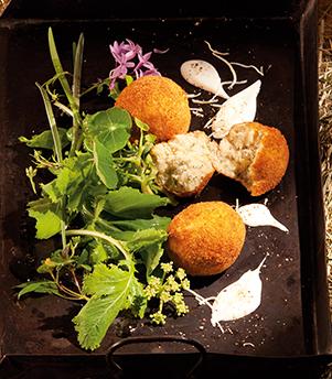 Räucherfischknödel. Rezepte aus Oberösterreich