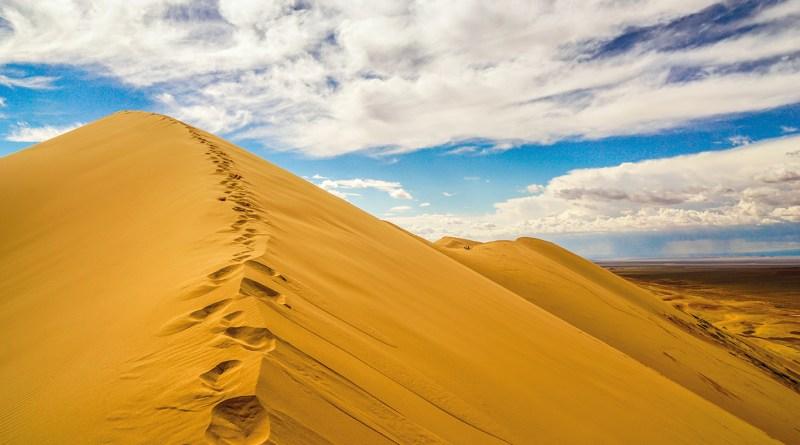 Sand. Wüste. Wüstenlandschaft. trockene Augen was tun