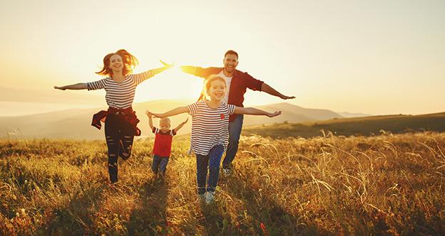 Gesundheit für die ganze Familie