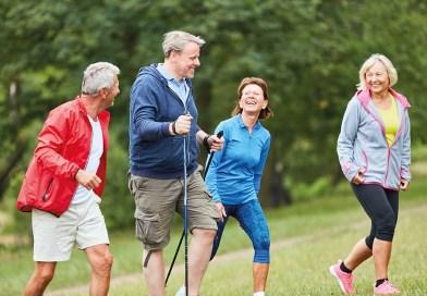 Gesundheitsförderung sichert Lebensqualität