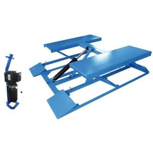 APO-H30 Portable 5,511 Lbs. Capacity Mid Rise Scissor Car Lifts