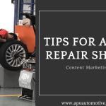 Content Marketing: Tips for Auto Repair Shops
