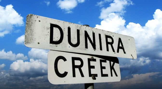 DUNIRA CREEK DOCUMENTARY BEGINS