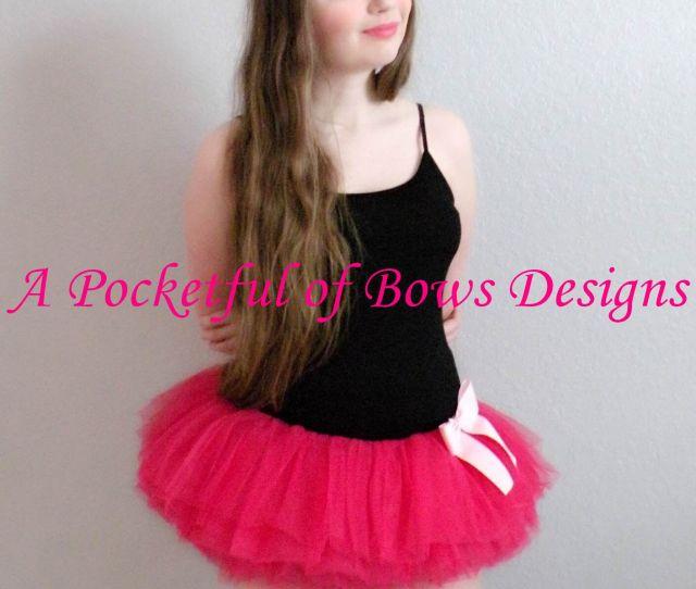 Adult Tutu Hot Pink 112 Jpg