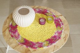 crochet-centre-de-table-papier