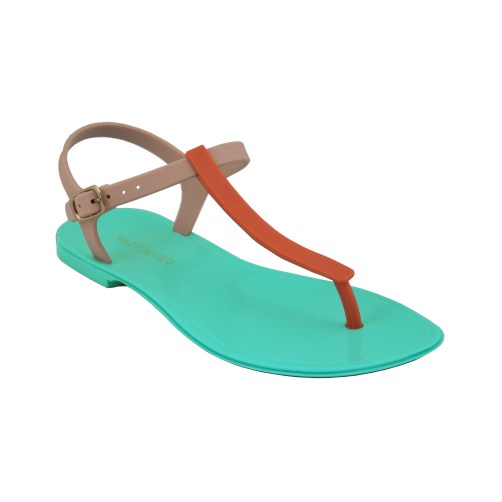 Mary Pepper sandals