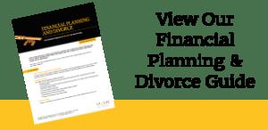 Financial Planning & Divorce