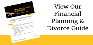 Our Financial Planning & Divorce
