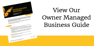 Our Owner Managed Business Guide