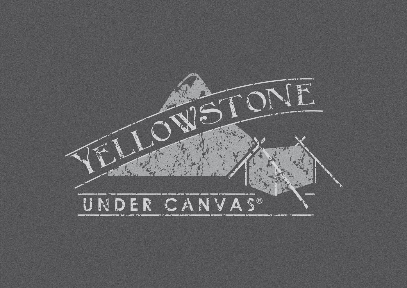 Yellowstone Under Canvas Identity Apogii