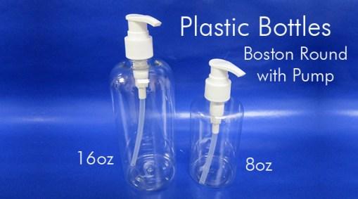 Plastic-Bottles-Pump