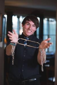 San Diego Magician Bryan Kennedy