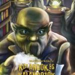 Spirit Art Kiadó – Kalandok és Kalandozók Második Könyv