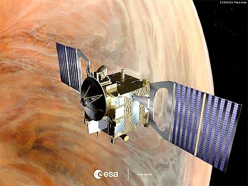 Sonda Vênus Express
