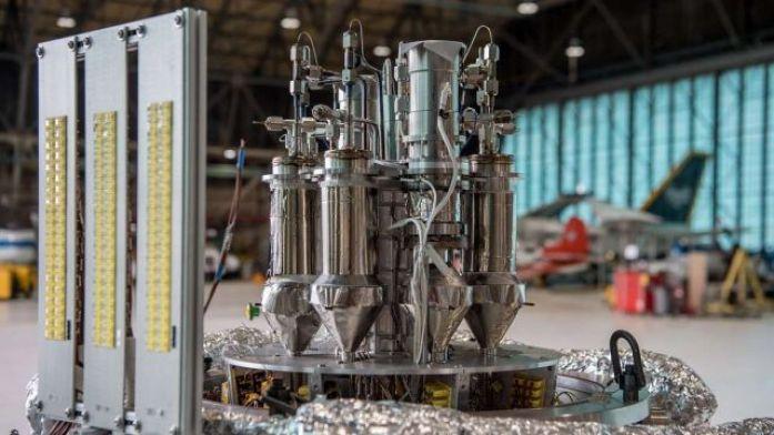 Prototipo do reator Kilopower