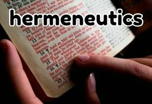 Hermeneutics: The Eight Rules of Biblical Interpretation