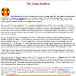 The falun explained