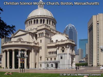 Christian Science Mother Church, Boston, Massachusetts