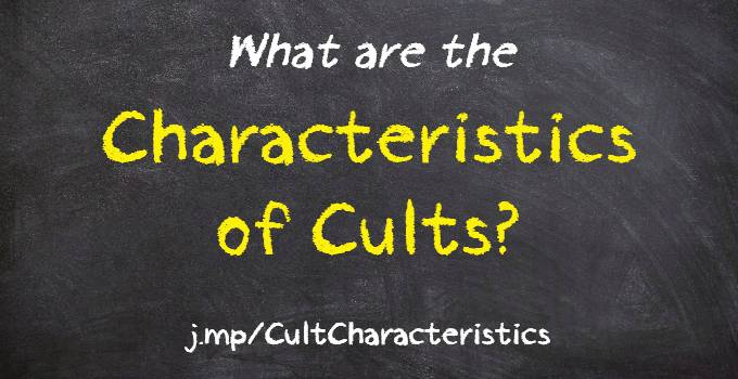 characteristics of cults